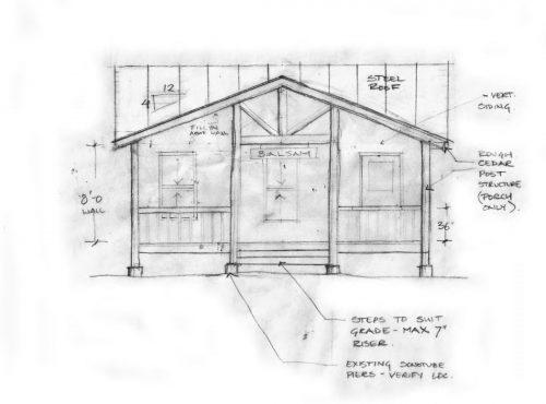 New Camper Cabin Design!