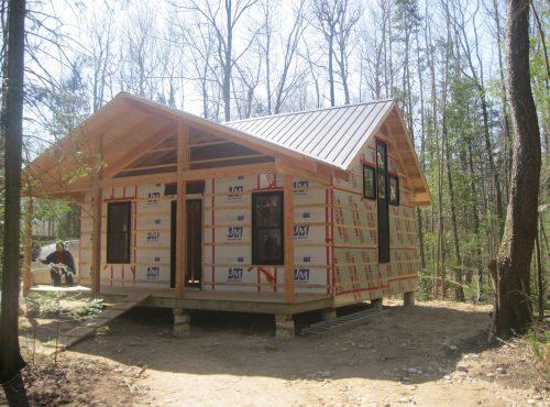 Camper Cabin Update