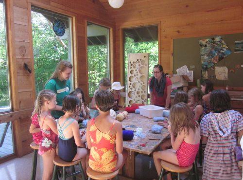 Mini Camp & Camp 1 Photos