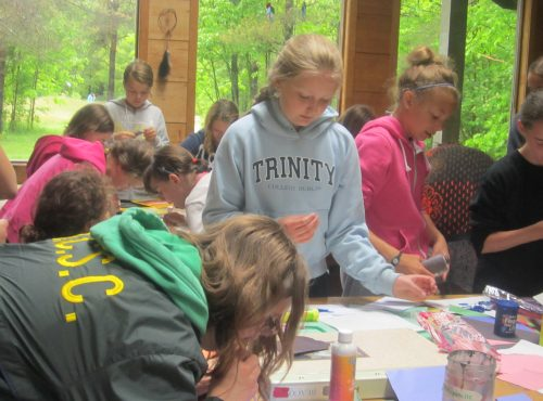 Junior Youth Retreat – Saturday