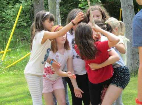 Make a Difference: Junior Youth Retreat, May 10-12