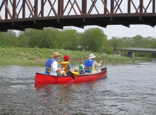 Paddle the Grand Fundraiser Details!