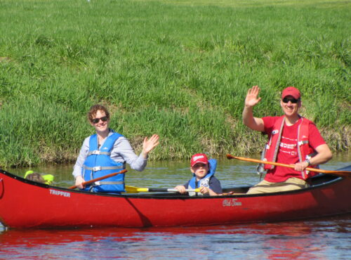 The Grand Paddle & Hike May 8/9, 2021